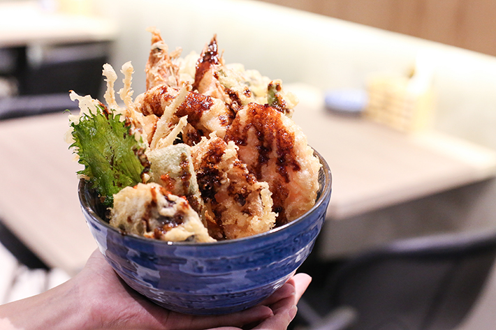 Kagone Yama - Mixed Signature Bowl Tendon
