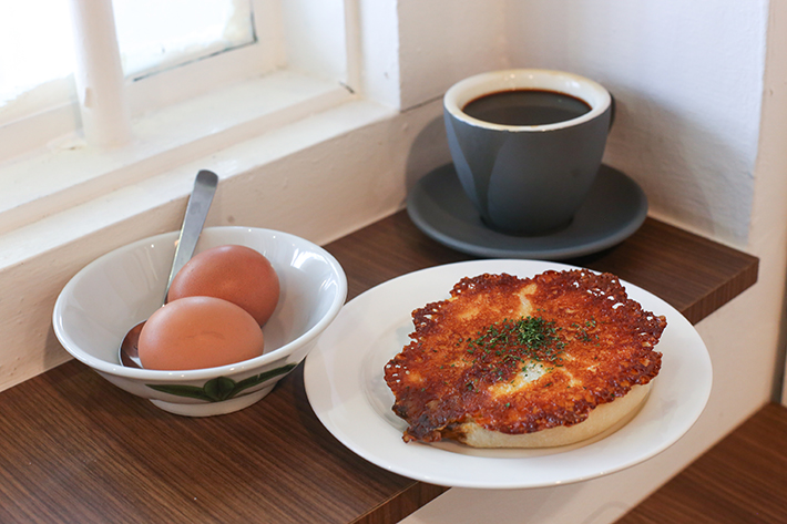 Keong Saik Bakery Breakfast Set