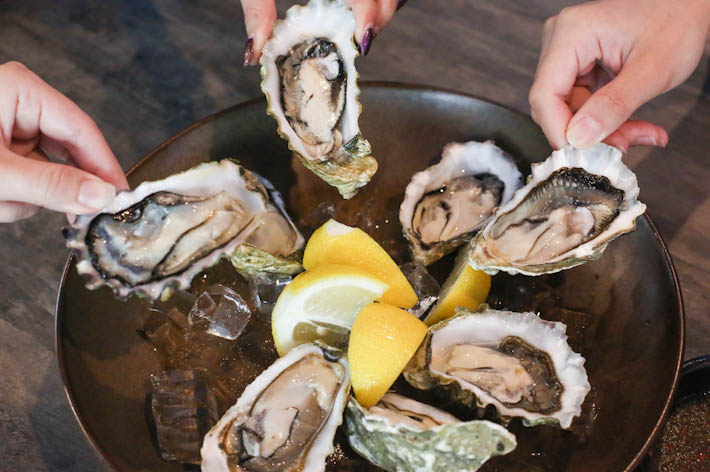 Oyster Co Oysters