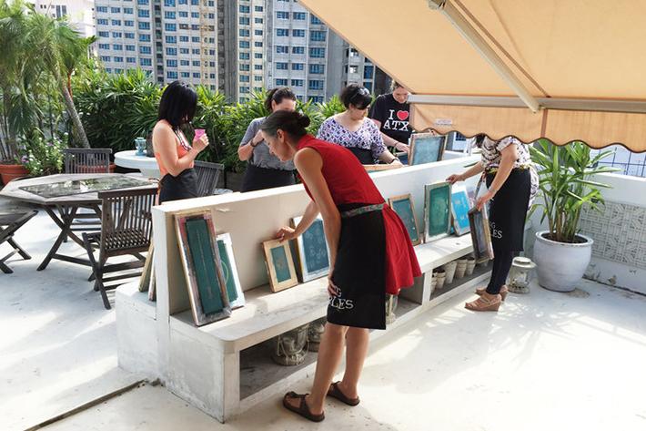 Singapore Creativity & Walking Retreat