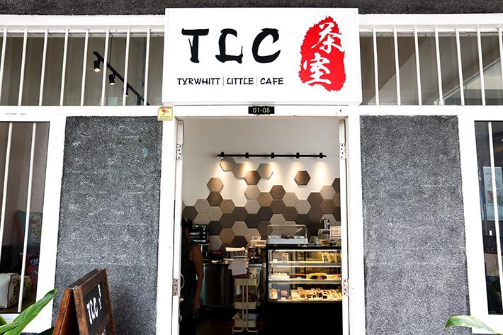 Tyrwhitt Little Cafe