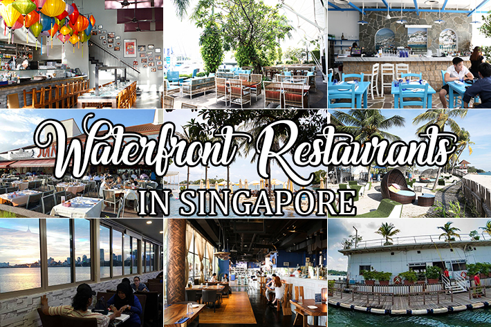 Waterfront Restaurants In Singapore