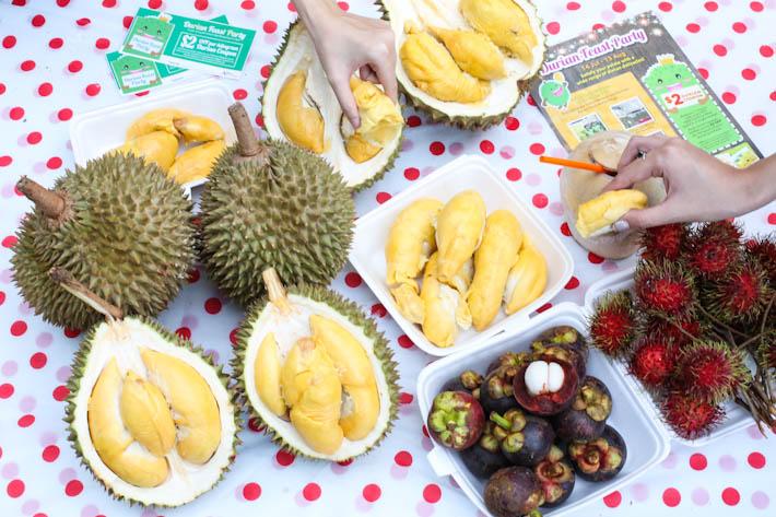 AMK Durian Feast