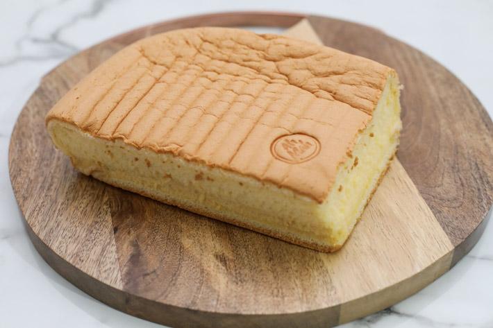 Ah Mah Homemade Cake