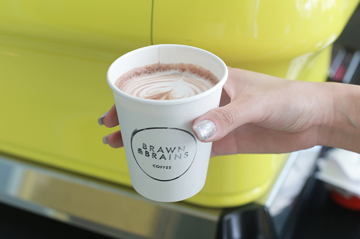 Brawn And Brains Hot Chocolate