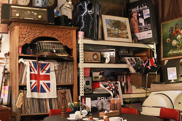 British Haianan Interior