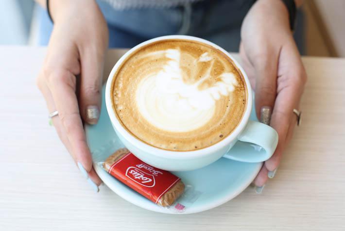 CATfeine Cappuccino