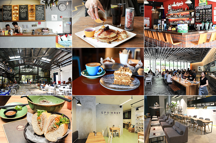 Eateries In Singapore With No Service Charge