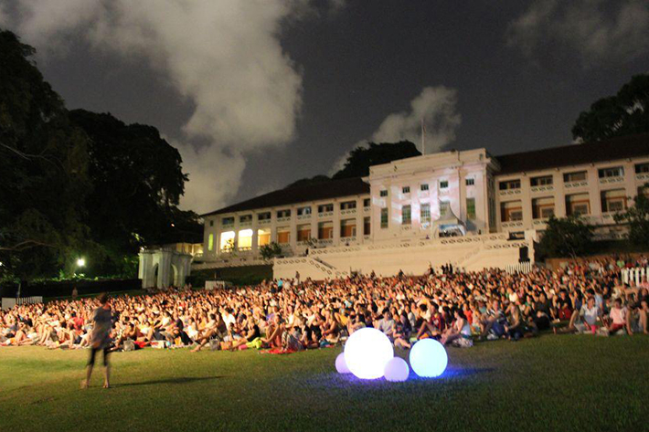 Films At The Fort