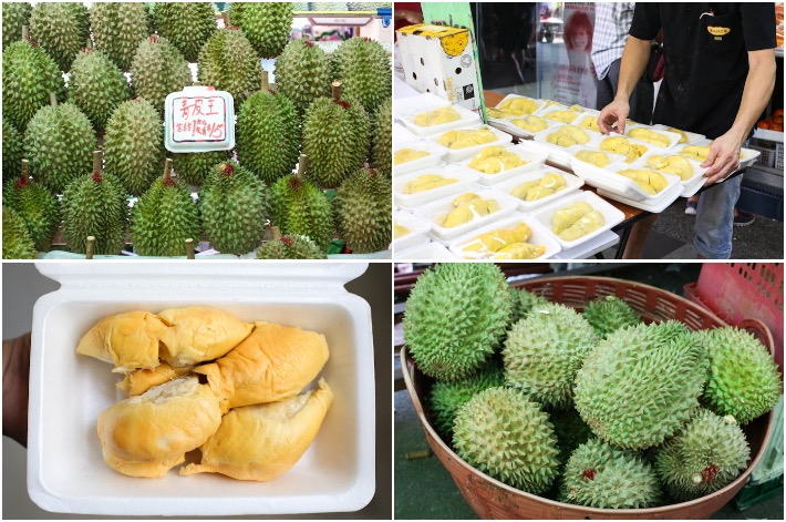How To Choose Durians