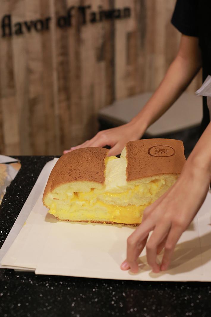 Le Castella Castella Cake