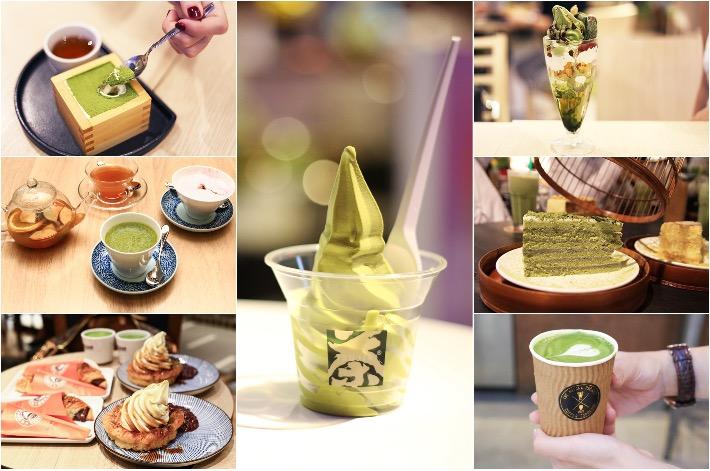 Matcha Cafes Singapore