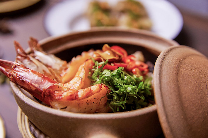 Provisions Seafood Claypot Rice