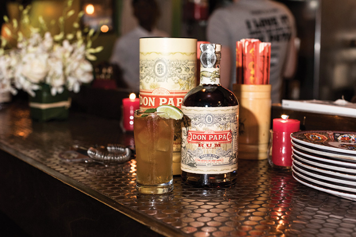 Don Papa Launched their Rum at the Pig & Khao