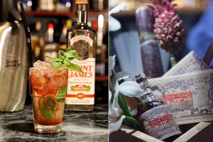 Rum Collage