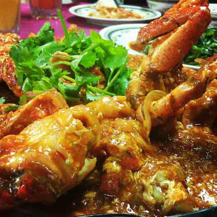 San Low Seafood Restaurant