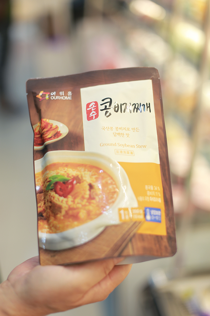 Seoul Mart Soybean Stew