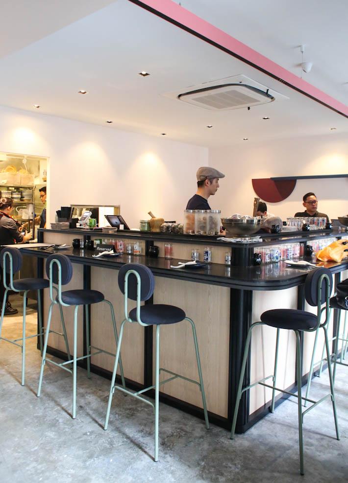 Sumo Bar Happy Interior
