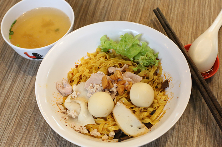 TWO WHEELS GOOD FISHBALL NOODLES