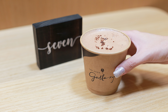 The Dark Gallery Hot Chocolate