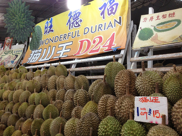 Wonderful Durian