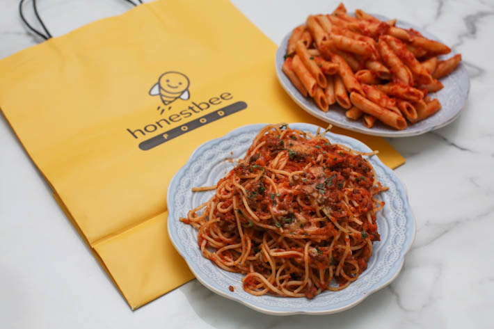 honestbee Beef Bolognese