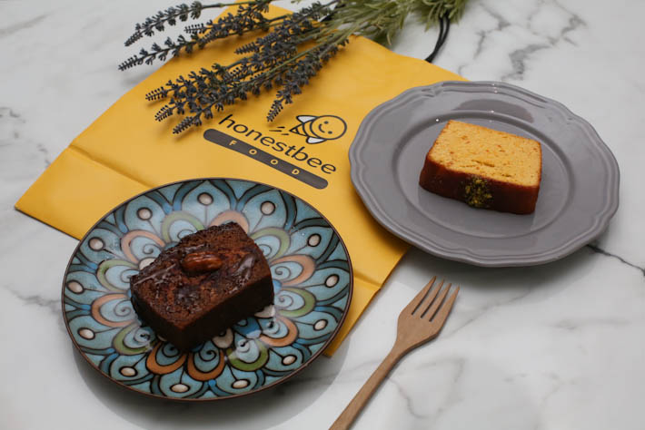 honestbee sticky date cake
