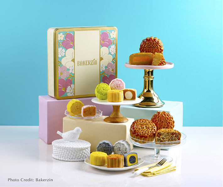 BAKERZIN MOONCAKE COLLECTION