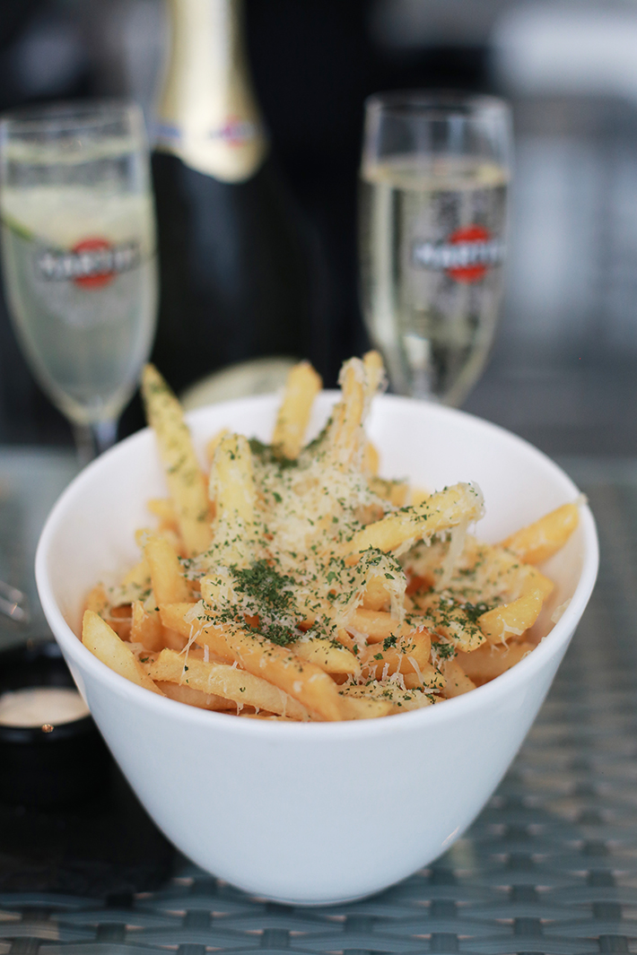 Barnacles Truffle Fries