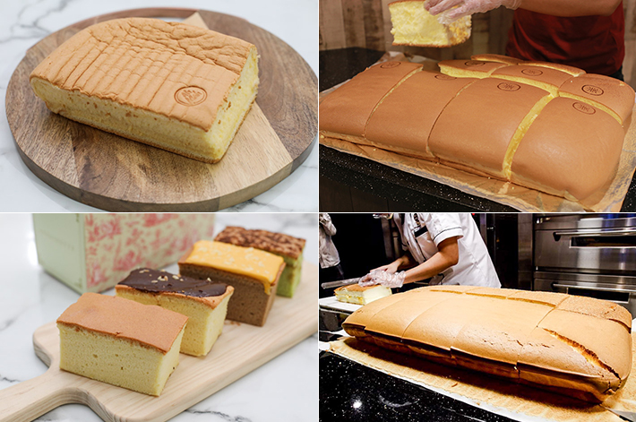 Best Castella Cake Singapore