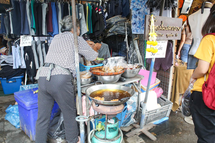 Chatuchak Fish Cakes