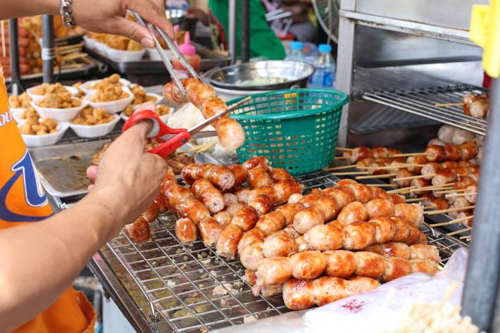 Chatuchak Sausages