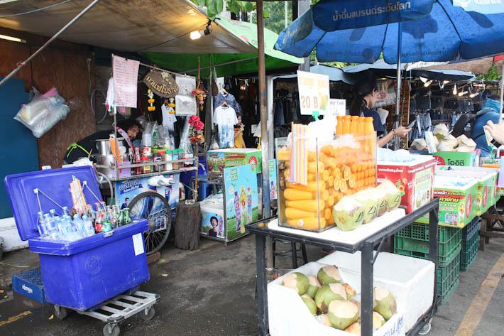 Chatuchak Stalls