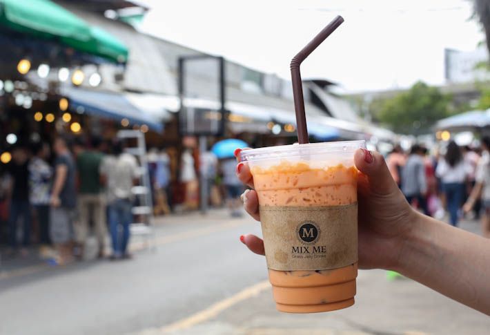 Chatuchak Thai Milk Tea