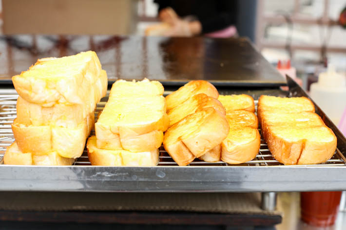 Chatuchak Toasted Bread
