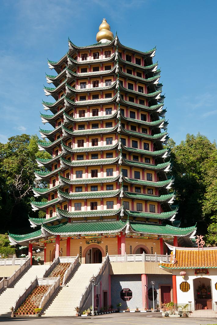 Che Sui Khor Pagoda