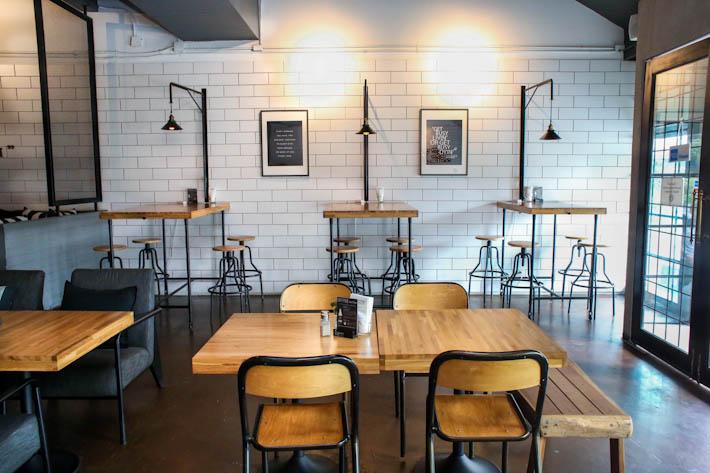 Dexter Cafe Interior