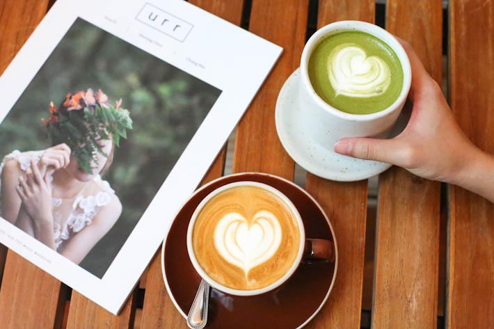 Ekkamai Macchiato Coffee