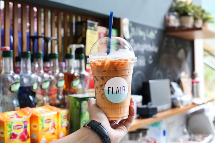Flair Iced Coffee