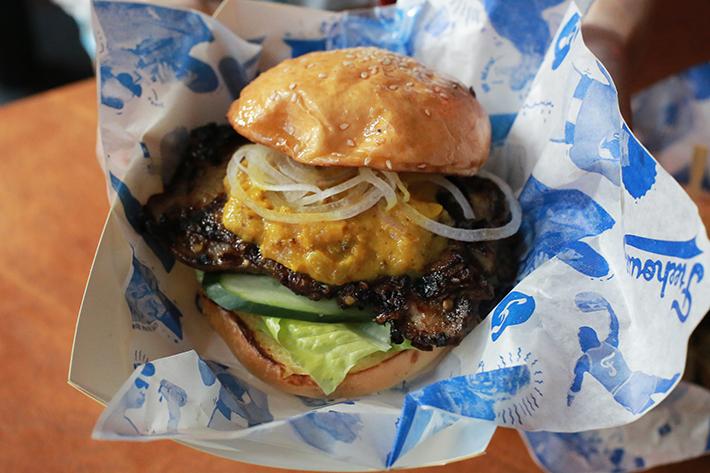 Freehouse Bombay Burger