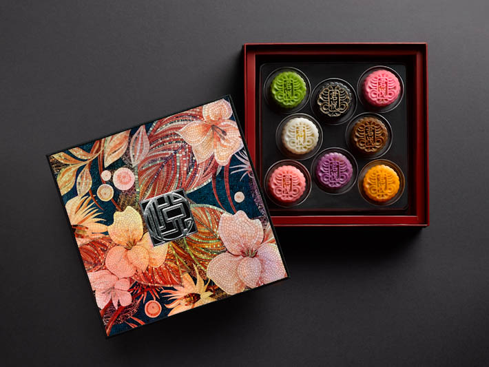 Grand Hyatt Singapore Snowskin Mooncakes