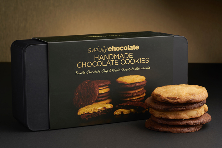 Handmade Chocolate Cookies 02
