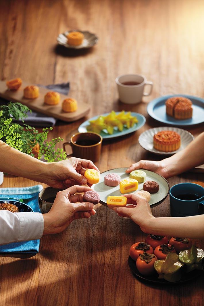 Mooncakes Mei Xin