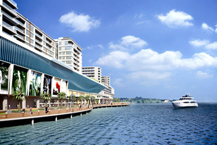 Oceanus Waterfront Mall