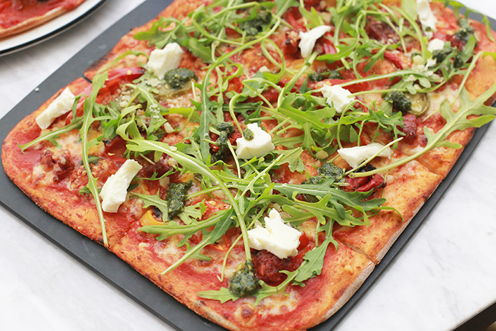 PizzaExpress Calabrese Pizza