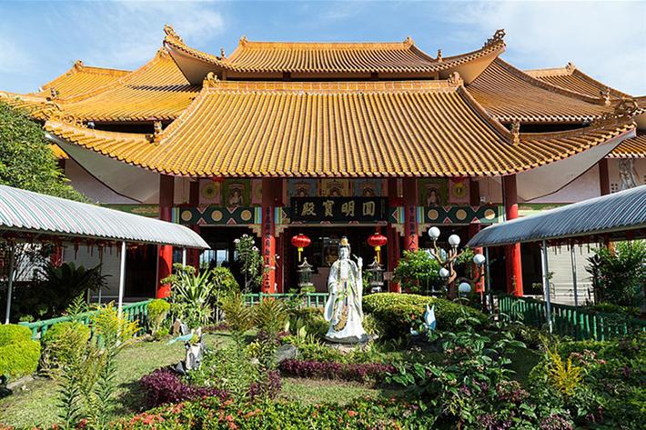 Puh Toh Tze Buddhist Temple