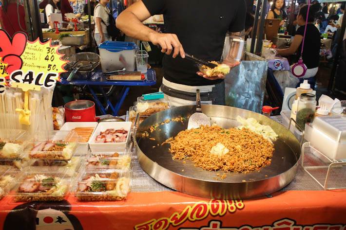 Rod Fai Noodles