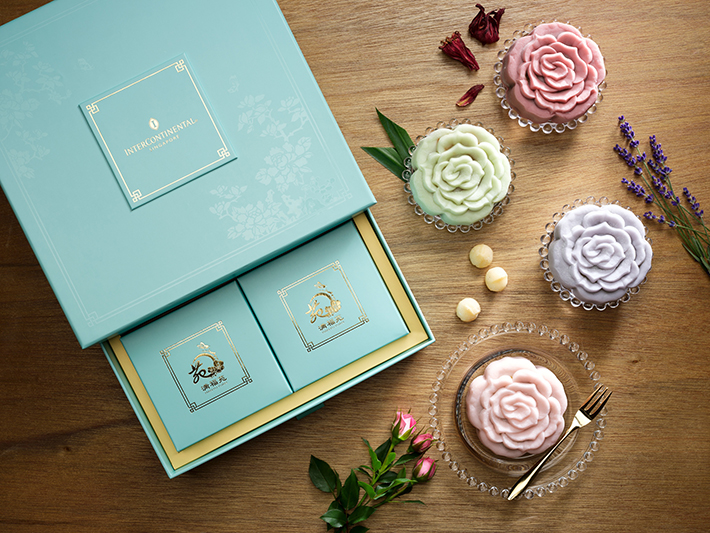 Snowskin Mooncakes_Garden Collection