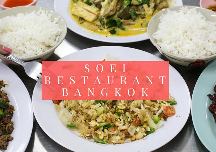 Soei Restaurant Bangkok
