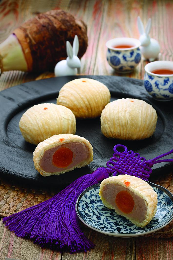 Swatow Orh Nee Mooncake